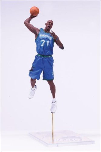 McFarlane Toys NBA Sports Picks Series 7 Action Figure Kevin Garnett (Minnesota Timberwolves) Blue -