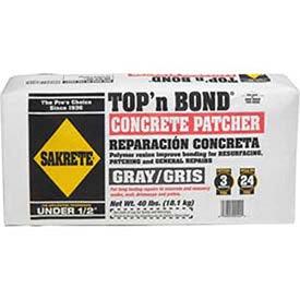 SAKRETE Top n' Bond Concrete Patcher - 20 lb. Pail