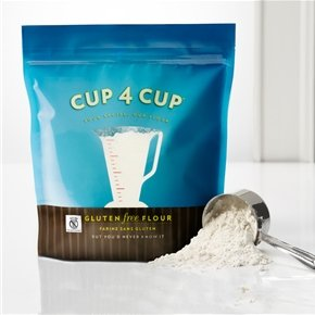 Cup4Cup Gluten Free Flour, 3 Pound -- 6 per case. by Cup4Cup