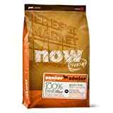 NOW Grain Free Turkey and Duck Senior Weight Management Formula Dry Dog Food For Sale