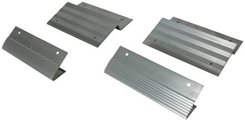 Highland 1100500 Aluminum Ramp Top and Bottom Kit