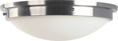 (Feiss FM229BS/PN Gravity Collection Flush-Mount Fixture)