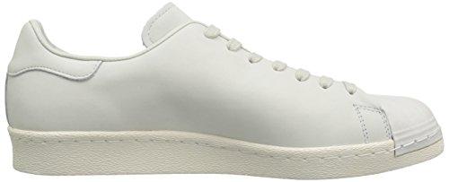 Adidas Originals Hombres Superstar 80s Clean Crywht, Crywht, Owhite