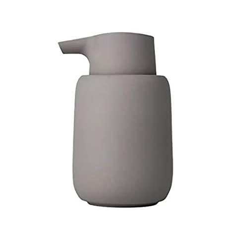 Amazon.com: Blomus 69046 Sono Taupe - Dispensador de jabón ...