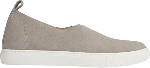 Kenneth Cole New York Womens Kathy Fashion Sneaker Lichtgrijs Suède