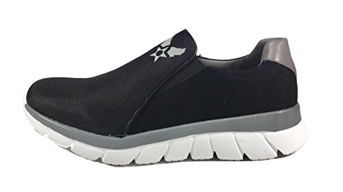 Avirex Men's Trainers Black buy cheap visit free shipping collections buy cheap visit new cheap prices x0r9J
