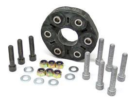 - Mercedes r171 w203 w211 w220 driveshaft Flex Disc Kit