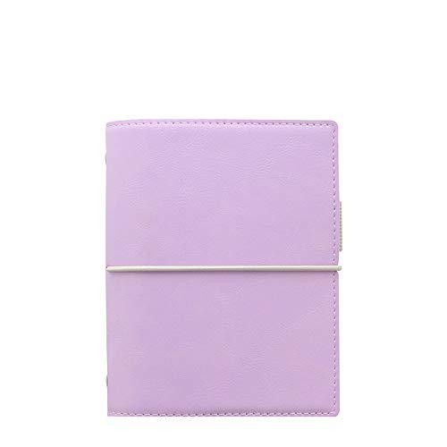 Filofax Domino Soft Orchid Pocket - Filofax Pocket Domino