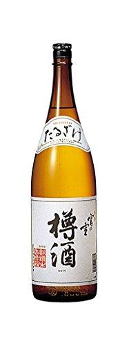 宮の雪樽酒 1800ml [三重県/中辛口]