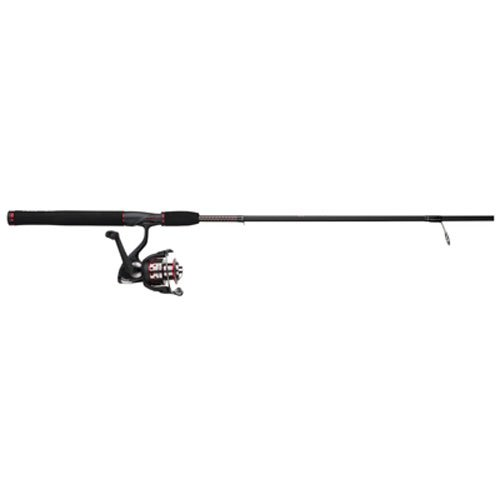 UglyStik USSP602M30CB Shakespeare USSP602M/30CBO GX2 Spinning Fishing Reel and Rod Combo, 6 Feet,...
