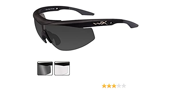 341543dbe9 Amazon.com  Wiley X Talon 2 Lens Pack Matte  Sports   Outdoors