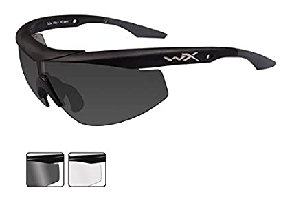 476cef65591 Amazon.com  Wiley X Talon 2 Lens Pack Matte  Sports   Outdoors
