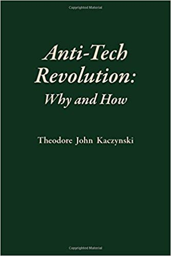 Image result for anti-tech revolution why and how
