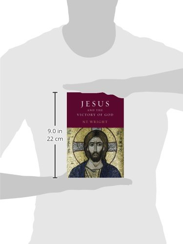 da595cf3821b Jesus and the Victory of God (Christian Origins and the Question of ...