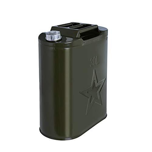25l Tank - DDSS Gas Tanks- Portable Fuel Tank, 10L, 20L, 25L, 30L Portable Multi-Purpose Spare car Plastic Oil Drum, Built-in Extension tubing, Suitable for All Kinds of Vehicles /-/ (Color : 30L)