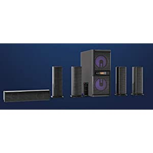 Gadget Wagon Mitsun 150 W RMS 5.1 Channel Home Theater System Bluetooth Speakers Surround Sound;USB; Memory Card; FM Radio for LED TV; PC (690)