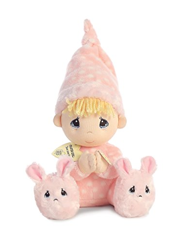 Aurora World Precious Moments Prayer Girl with Sound Now I Lay Me Down to Sleep Plush from Aurora World Inc.