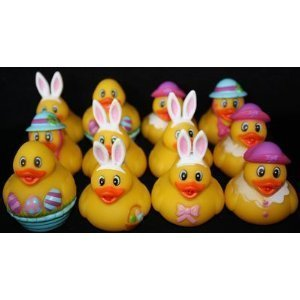 Easter Rubber Ducky - 2