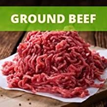 10 lbs. Lean Grass Fed Ground Beef