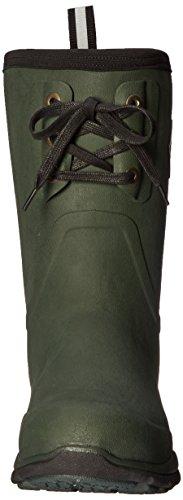Muck Boot Mens Artico Escursione Pizzo Metà Neve Verde