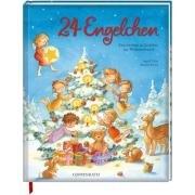 24 Engelchen: Geschichten & Gedichte zur Weihnachtszeit