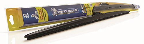 Michelin 8522 Stealth Ultra Windshield Wiper Blade with Smart Technology, 22' (Pack of 1)