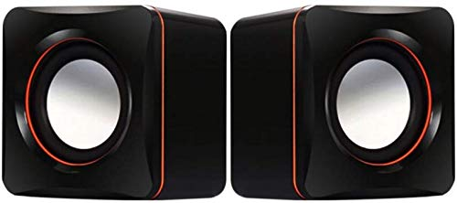 Brown VENLOIC Portable Boombox