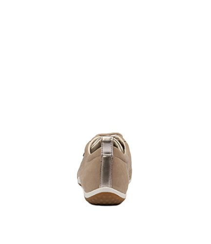 Beige Shoes Beige Leather B Sneakers Vega Casuals Womens Leather Beige GEOX 8zRqpxwPq