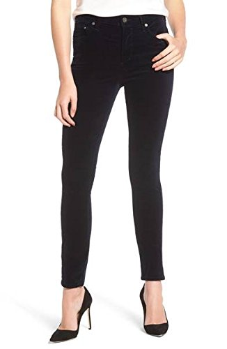 Humanity Of Citizens High Rise (Citizens of Humanity Rocket High Rocket High Rise Skinny Velvet Jeans Midnight Blue – 24)
