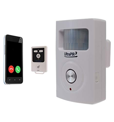 3G UltraPIR GSM Alarm, Ideal for Sheds or Garages (No SIM Card Thank You)