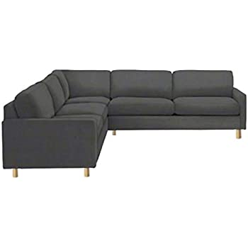 Amazon.com: The Thick Cotton IKEA Ektorp 2 2 Sofa Cover ...
