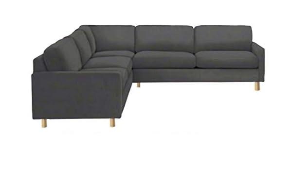 Sofá Cover Sólo. La resistente pesado algodón Karlstad sofá ...