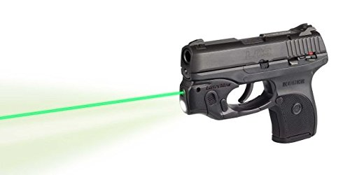 Centerfire Light/Laser (Green) with GripSense For use on Ruger LC9/LC380/LC9s (Green Lc9 Laser)