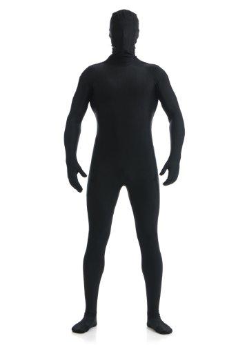 WOLF UNITARD Men's Lycra Spandex Zentai Suit Full