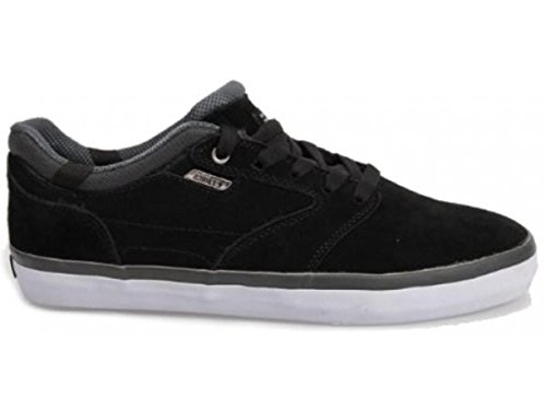 Etnies Skateboard Shoes Freeport Black/White/Gum, shoe size:42