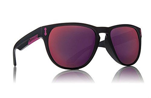 Dragon Marquis H2O Sunglasses Matte Black/Plasma, One - Sunglasses M Mens H And