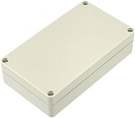 Sourcingmap – Caja de derivación electrónica de plástico ABS (158 ...