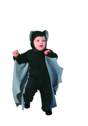 Homemade Toddler Costumes For Halloween (RG Costumes Grey Cute-T Bat Toddler)