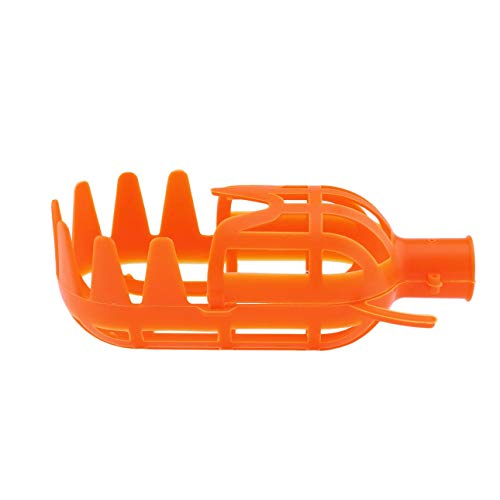 Liobaba Horticultural Fruit Picker Head Gardening Picking Durable Tools