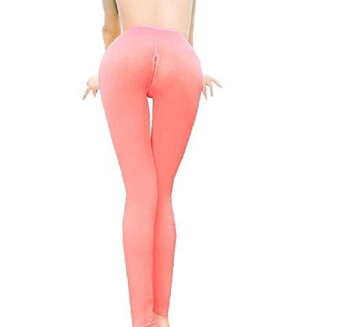 Donna Fit Pantaloni Semplice Leggings Fitness Vita Slim Glamorous Da Allenamento In Elastico Stretch Jogging Rot 5Iw11zxq