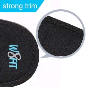 Adjustable Wrist Weights 1//2 lb to 1 lb Set of 2