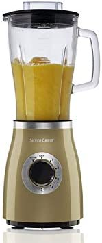 Licuadora de vaso SILVERCREST® SSM 550 D1 de cristal resistente ...
