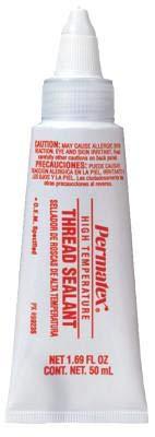 (High Temperature Thread Sealants - high temp thread sealant50 ml tube)