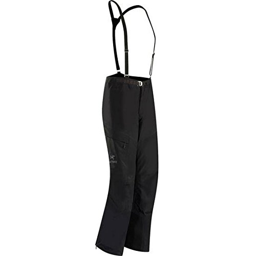 Exclusive Side Zip Pants - Arcteryx Alpha AR Pant - Men's Black Large