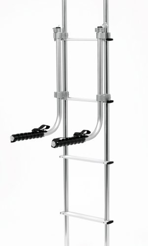Surco 501CR Ladder Mounted Chair Rack ()