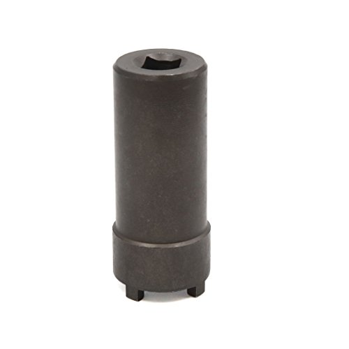 Uxcell a18011500ux0085 27mm Motorcycle Clutch Tool Lock Nut Spanner Wrench Socket for GY6-125