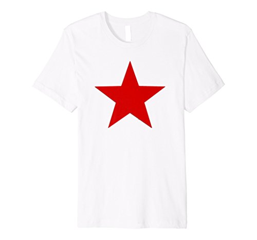 CCCP Soviet Red Star USSR T-shirt (Soviet Star Ussr T-shirt)