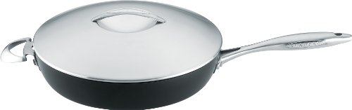 Scanpan Professional Covered Saute Pan 12.5-Inch by 3.5 QT by Scanpan