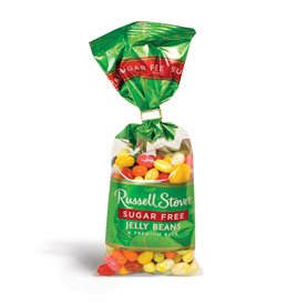 Russell Stover Sugar Free Jelly Beans, 7 oz. (Low Carb Sugar Free Jelly)