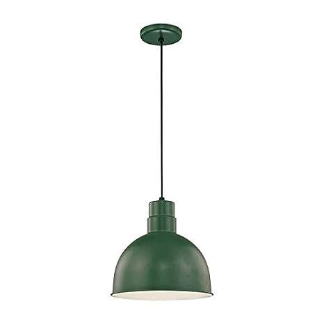 Amazon.com: Millennium iluminación rdbc12 R Series 1 luz 12 ...